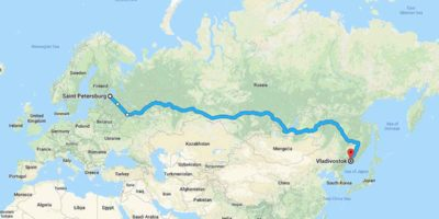 Journey on the Trans-Siberian
