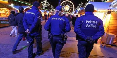 Christmas Market Security in Belgium