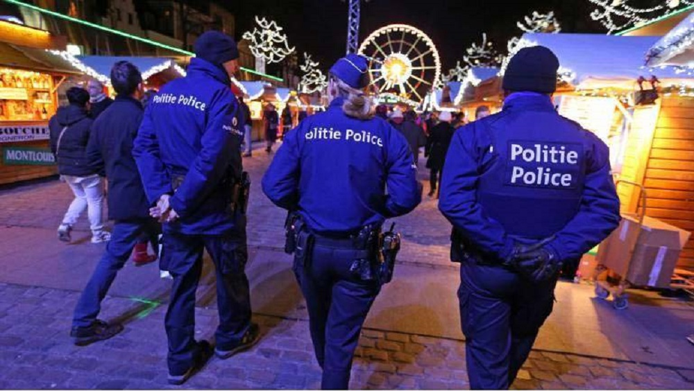 Christmas Market Security in Belgium