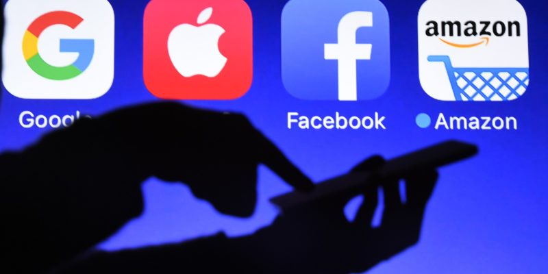 Facebook - Google - Amazon - Apple