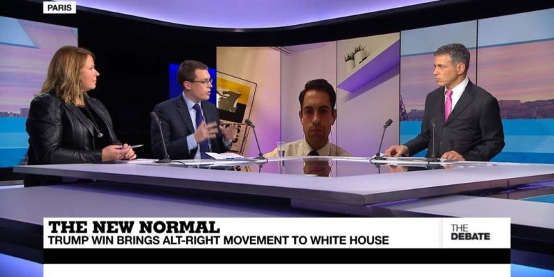 France24 The Debate What will Trumps election mean for EU-US relations