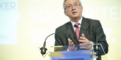 President Jean-Claude Juncker European Commission