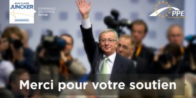 President Jean-Claude Juncker European Commission elections