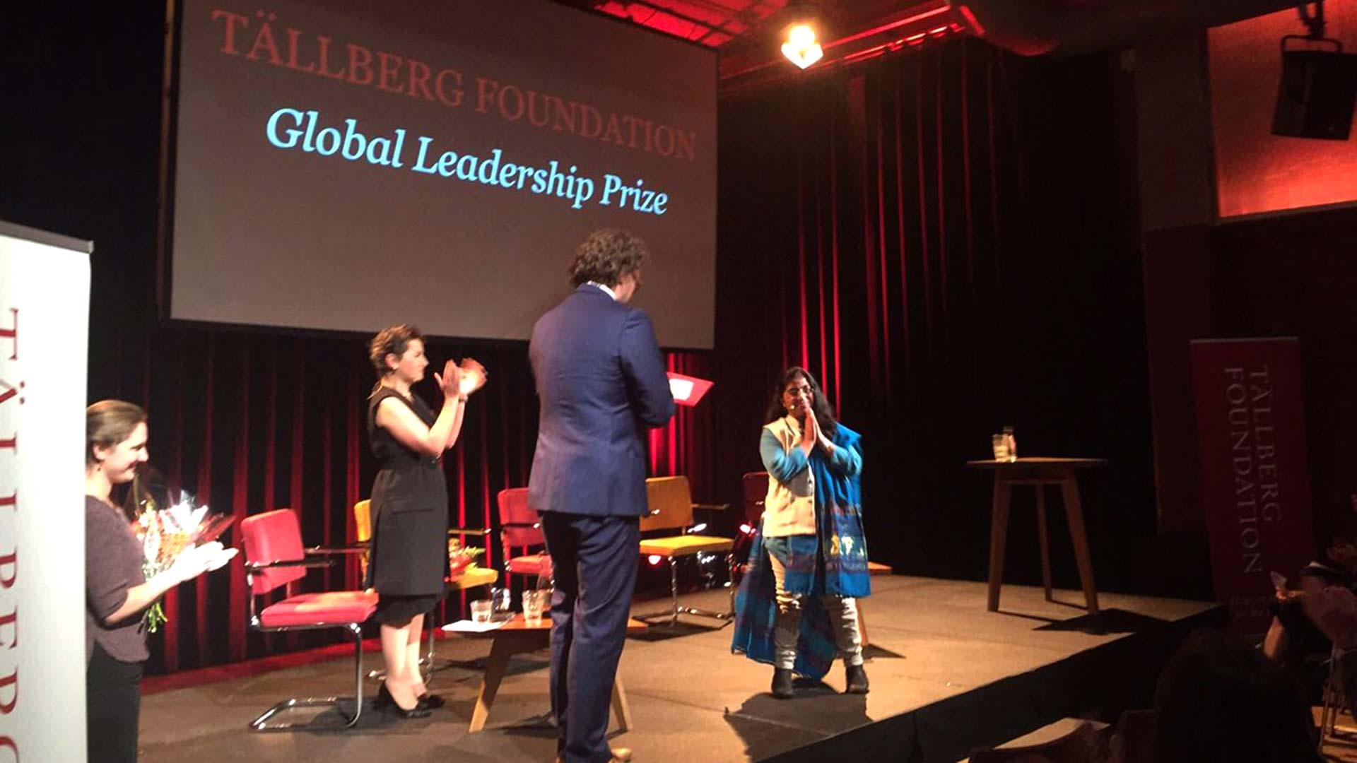 Tallberg Foundation Debate