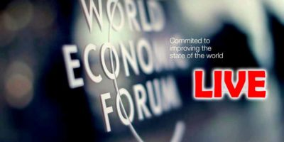 World Economic Forum WEF DAVOS LIVE