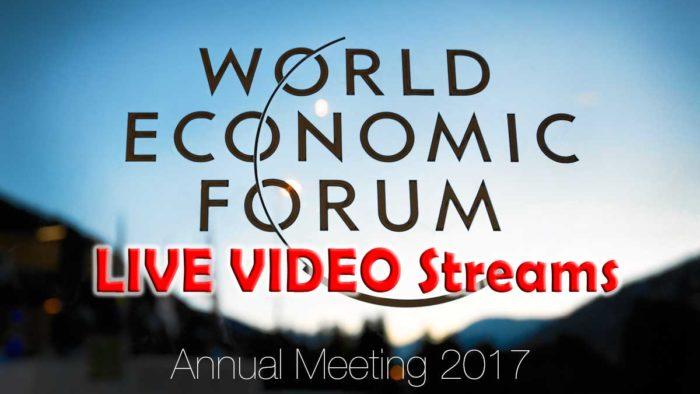WEF Davos 2017