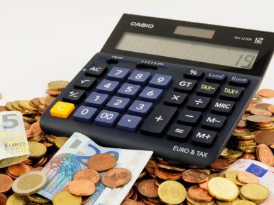 euro counting calculator