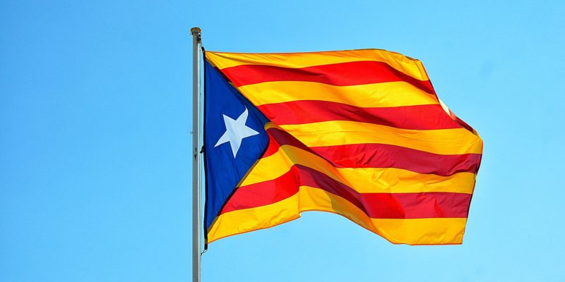 independence-of-catalonia Spain Barcelona