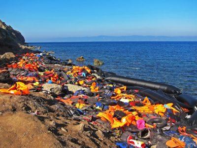 life-jackets migration