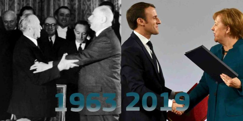 Franco-German Treaty 2019