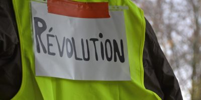 yellow vests revolution