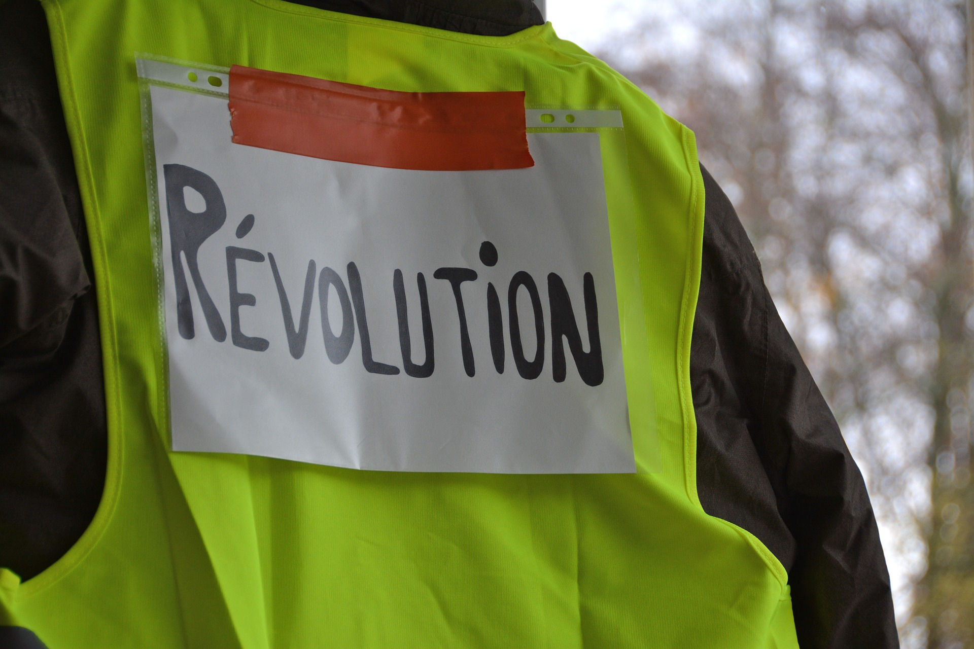 yellow vests revolution