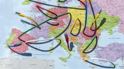 An interconnected digital single market Networks in EU