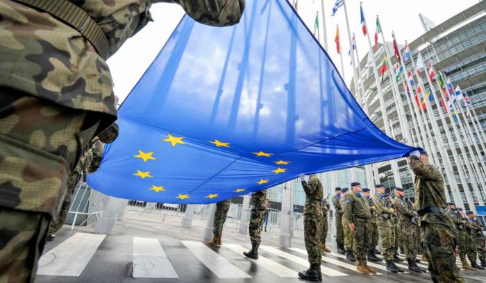 European Army EU Security Defence