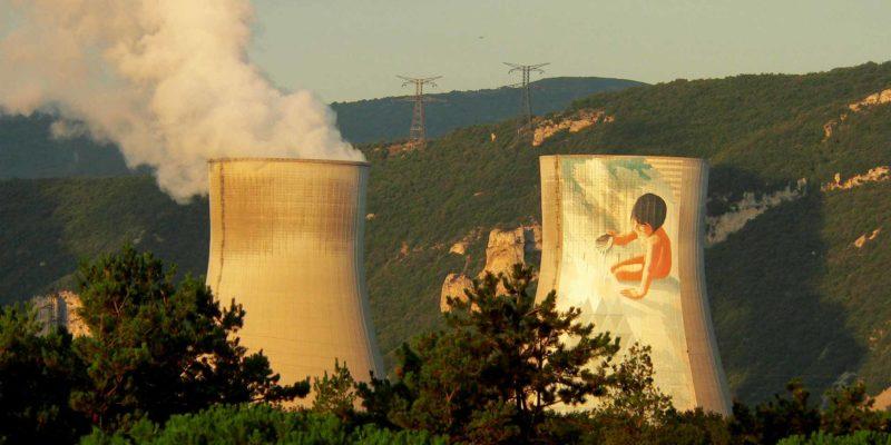 France nuclear plant centrale de Cruas