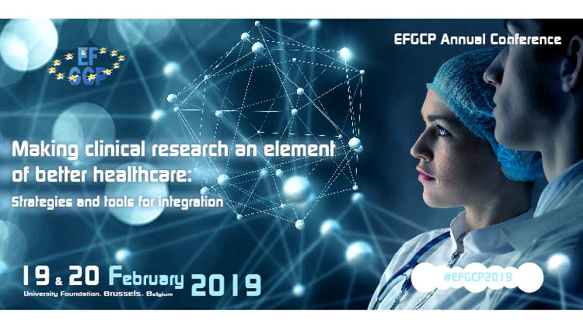 EFGCP Annual Conference 2019 Healthcare