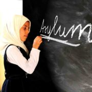 girl migrants muslim education Asylum