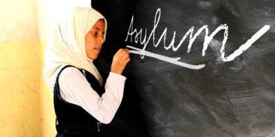 girl migrants muslim education Asylum