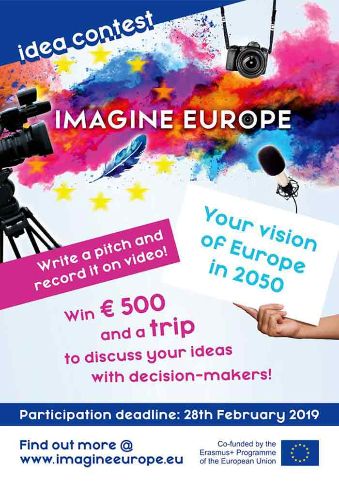 Imagine Europe contest
