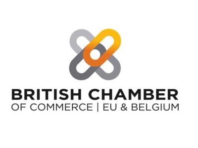 British Chamber of Commerce in Belgium logo