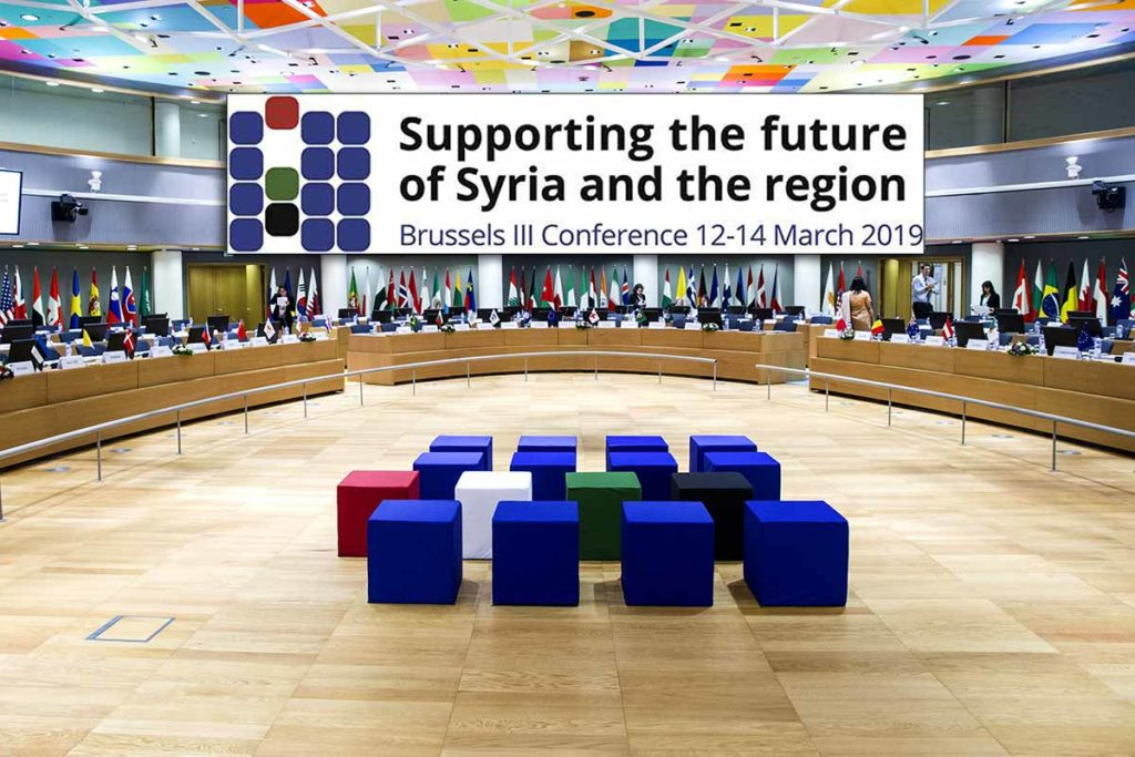Brussels Conference on Syria and the Region Roundtable