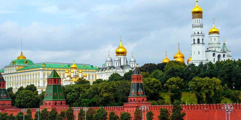 Kremlin Moscow Russia Russian Russians