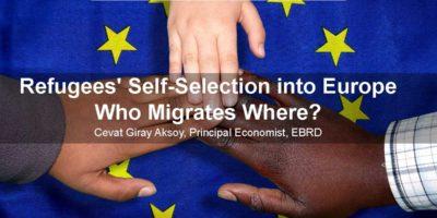 MIGRATIONRefugees' Self-Selection into Europe Who Migrates Where