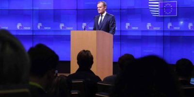 President Donald Tusk on Brexit