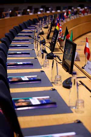 Roundtable Brussels Conference on Syria and the Region