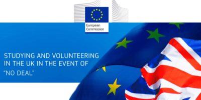 Studying and Volunteering in UK EU no-Deal