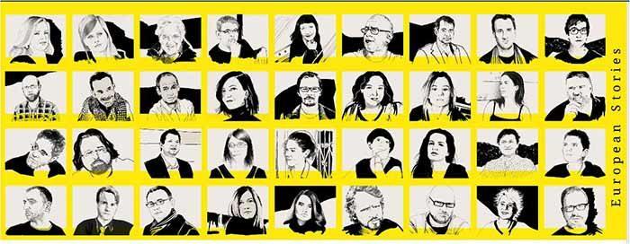 bande au EU stories portraits European Stories