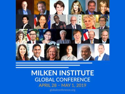 22nd Milken Institute Global Conference #MIGlobal GC-2019-Speaker-Collage