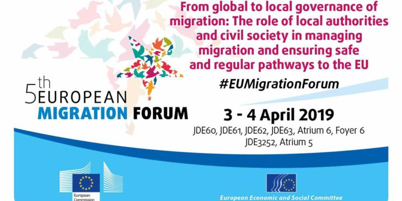 5th European Migration Forum #EMF5 #EUMigrationForum