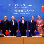 EU-China Summit 2019