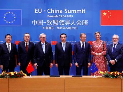 EU-China Summit 2019