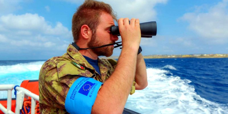 Frontex the European Border and Coast Guard Agency