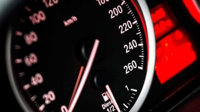 speed meter car limits