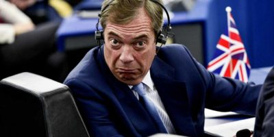 Nigel Farage EP