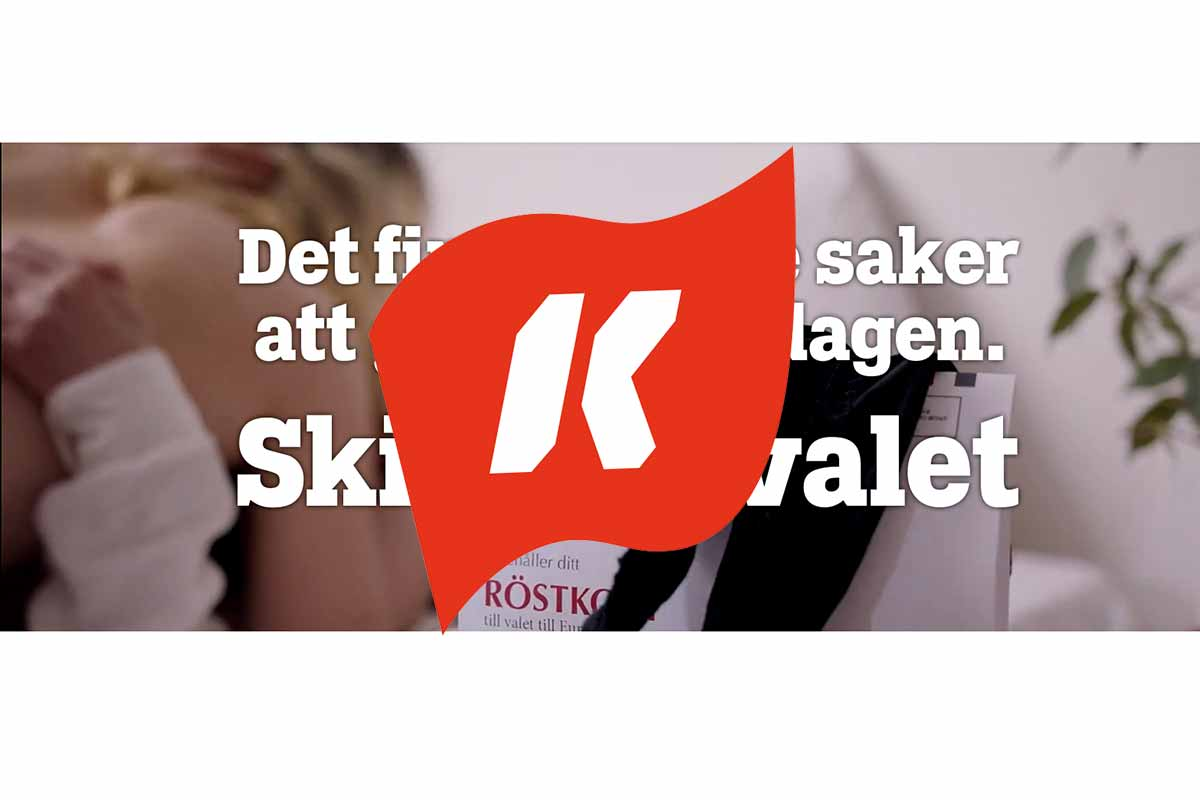 Swedish Communist Party TV Ad for EU Elections