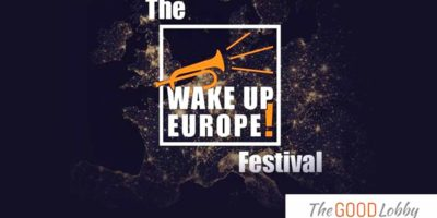 The wake up Europe Festival