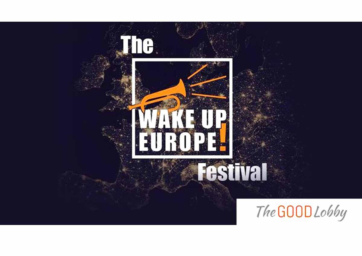 The wake up Europe Festival
