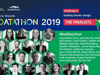 EU Datathon 2019 the finalists