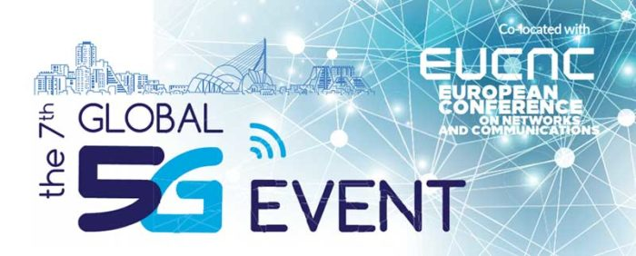 Global5GEvent EuCNC2019