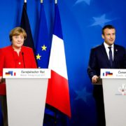 Macron to support Merkel if she is interested for EU Commission