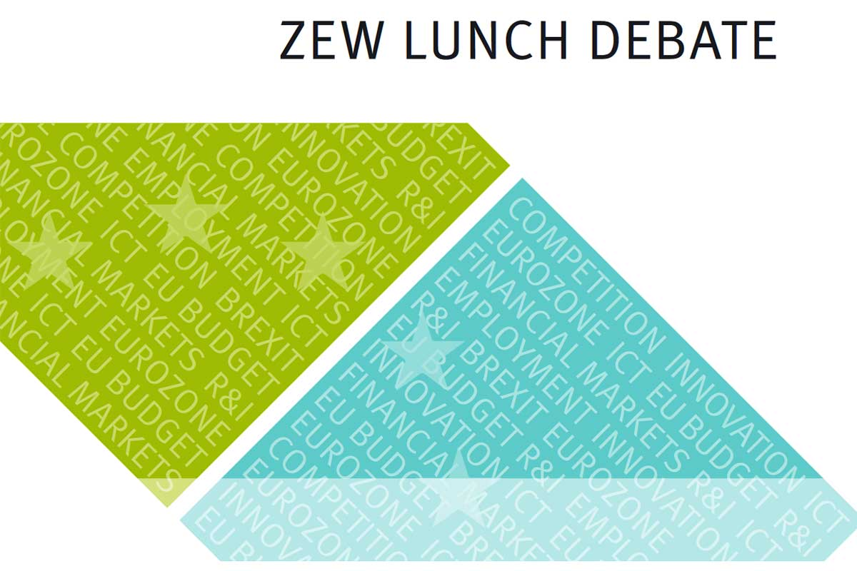 the ZEW Lunch Debates