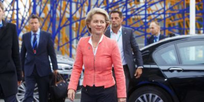 Ursula Gertrud von der Leyen for EU Commission President