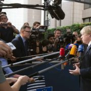 Boris Johnson Brexit Deal in Brussels