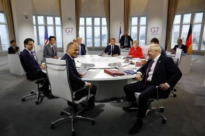 G7 Summit - Biarritz, France