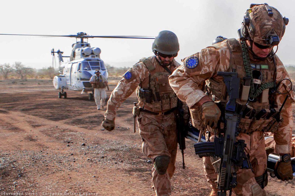 EU Army European Defence Agency
