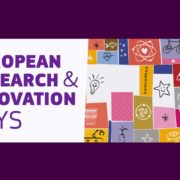 European Research and Innovation Days #RiDaysEU